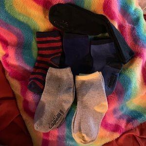 6pair boys socks